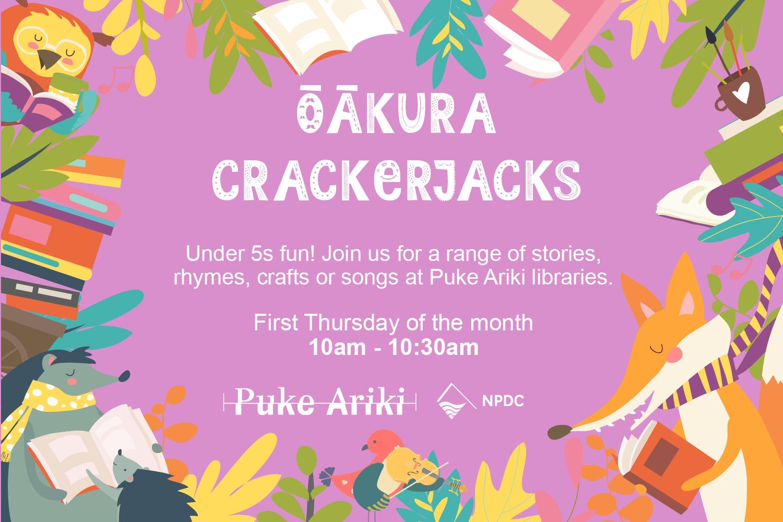 Oakura Crackerjacks Webtile
