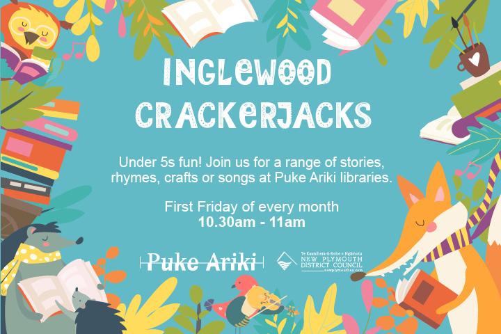 Inglewood Crackerjacks Webtile