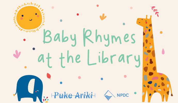 Baby Rhymes Webtile